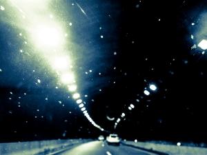 túnel azul 0b